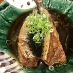 大衆飲み処 徳田酒店 - イワシの煮付け