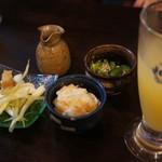 沖縄食堂 てぃんがーら -