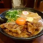 肉玉そば おとど - 肉玉そば(830円)