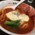 鶏そば カヲル - 料理写真: