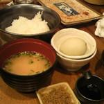 えびす 今井屋總本店 - 究極のたまご掛けご飯とじゃこ山椒