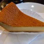 甘座洋菓子店 - チーズケーキ
