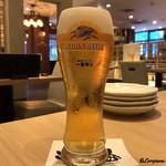 三陸海鮮酒場 浜来 - 生ビール