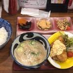 112498097 - チキン南蛮定食:¥850