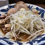 豪麺 マルコ - 特小ラーメン(680円)