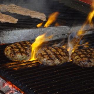 厳選素材の牛肉をご賞味いただけます!