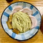 麺屋 さん田 - つけ麺(並)200g 900円 (冷盛)