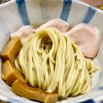 麺屋 さん田 - つけ麺(小)150g 850円 (冷盛)