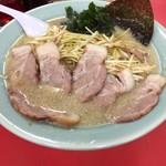 ラーメンショップ - 料理写真:ネギチャーシュー麺ネギ増し