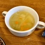えみる - スープ