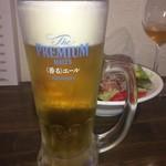112508300 - 生ビールもあります