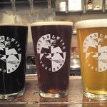 ベイブルーイング 関内本店 - クラフトビールが7種類!