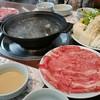 肉の万世 - 料理写真:しゃぶしゃぶ