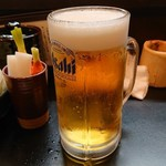 五源大喜 - 生ビール