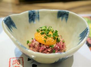 本気焼肉 肉とめし 肉寿司