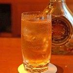 サンルーカルバー - ドリンク写真:Swing Blended Scotch Whisky のダブルのハイボール