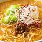 中国料理 龍皇 - その他写真:担々麺