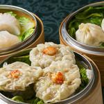 中国料理 龍皇 - その他写真:点心三種