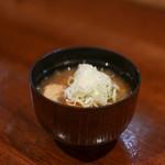 ぶた いながき - 豚汁☆