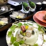 日本料理 樹林 - 料理写真: