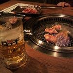 焼肉ロッヂ - 料理写真: