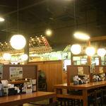 香の川製麺 - 店内