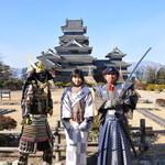 11252832 - 「松本城おもてなし隊」の皆さん
