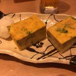 東京 国分寺 花火寿司 - 花火寿司(玉子焼き)