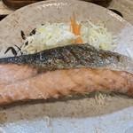 112522702 - 生鮭塩ふり定食