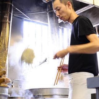 ラーメン一筋20数年!大勝軒の伝統ある味を越える日まで…