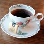 珈琲自家焙煎店 はな - ドリンク写真:ホットコーヒー♡