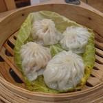 唐人 中華料理 - 料理写真:・小籠包 480円