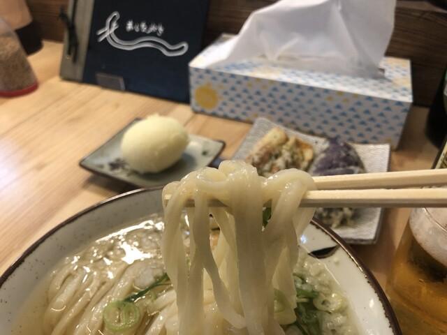 うどんや大門>