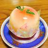プルミエ - 料理写真:まるごとピーチ