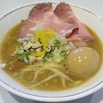 TAKAHIRO RAMEN - 【KASUMI REGULAR + 玉子】¥750 + ¥100(税抜)