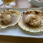 浜っこ食堂 - ホタテのバター焼き