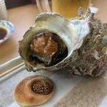 浜っこ食堂 - サザエの壷焼き