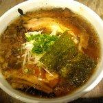 自家製拉麺 まつかぜ - ラーメン(醤油)