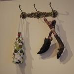 BISTRO L'Assiette - 結局足は壁飾りに・・・