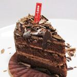 ステラリュヌ - 料理写真:チョコのショート。