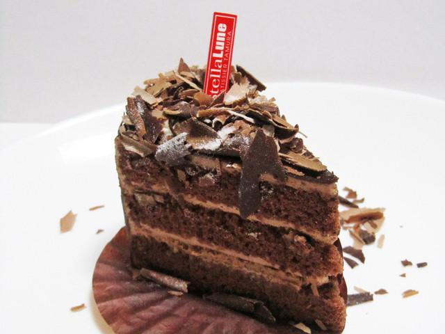 ステラリュヌ - チョコのショート。