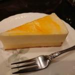 112532719 - 日向夏チーズケーキ(多分)