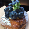パンブティック ピエニュ - 料理写真:ブルーベリーのデニッシュ