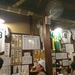 清水家 錦 - 壁の阪神タイガース