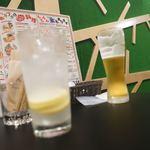 イタリアン酒場 トカプチ - 名物レモサワ