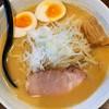 魚らん坂 - 料理写真:味たまラーメン¥860 大盛¥0