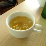 エスカルゴ - スープ