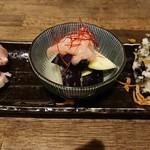日本酒食堂SO-KEN - おばんざい3種盛り合わせ