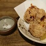 日本酒食堂SO-KEN - 鶏モモ肉の唐揚げ