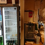 日本酒食堂SO-KEN - 日本酒冷蔵庫
